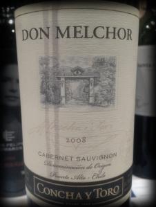 Concha y Toro Don Melchor